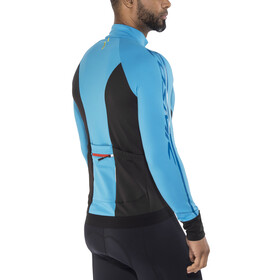 Mavic Cosmic Elite Miehet Pyöräilypaita pitkähihainen , sininen